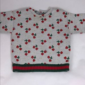 Gucci sweater for toddler girl
